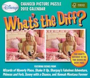 Cover of: What's the Diff?: 2012 Day-to-Day Calendar | Disney