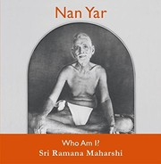 Cover of: Nan Yar - Who am I? | Sri Ramana Maharshi