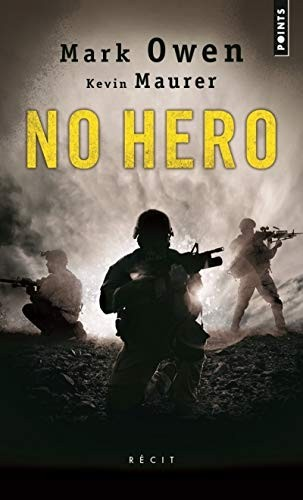 No hero by Mark Owen, Kevin Maurer