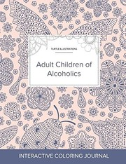 Cover of: Adult Coloring Journal: Adult Children of Alcoholics (Turtle Illustrations, Ladybug) | Courtney Wegner
