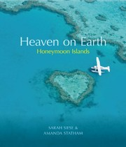Cover of: Honeymoon Islands: A Lover's Guide to Romantic Holidays. Sarah Siese and Amanda Statham | Sarah Siese