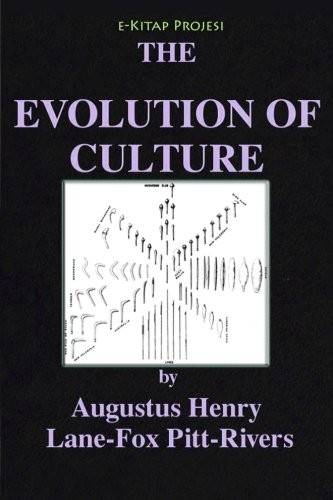 Evolution of Culture: Illustrated by AUGUSTUS HENRY  LANE -FOX PITT RIVERS