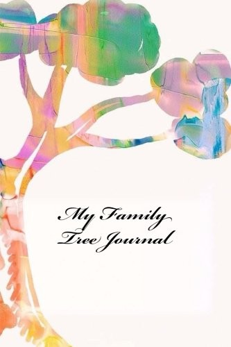 My Family Tree Journal by Wild Pages Press