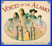 Cover of: Voices of the Alamo by Sherry Garland