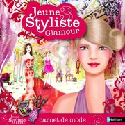 Cover of: Jeune Styliste 3 Glamour (French Edition) | Pascale Andon
