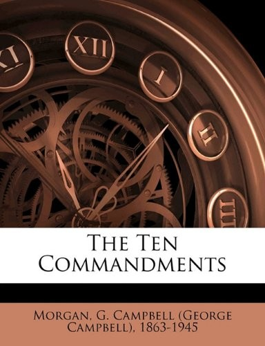 The Ten Commandments by