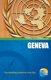 Cover of: Geneva Pocket Guide, 3rd (Thomas Cook Pocket Guides) | Thomas Cook Publishing