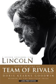 Cover of: Team Of Rivals (Thorndike Press Large Print Nonfiction Series) | Doris Kearns Goodwin