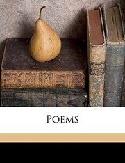 Cover of: Poems | Ivor G Williams