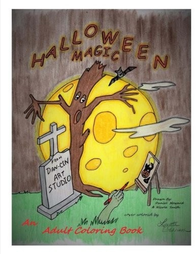 Halloween Magic by Daniel Howard