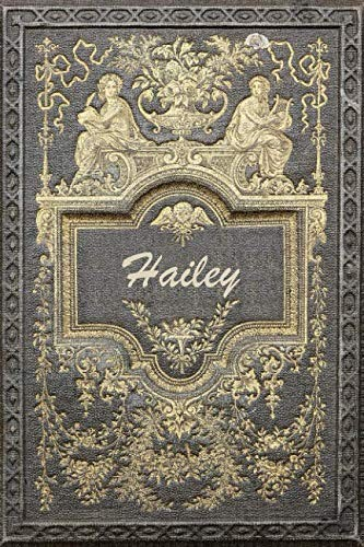 "Hailey: Classic Style Jiu-Jitsu Training Diary Training journal log feature 120 pages 6""x9"" by Rob Cole"
