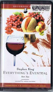 Cover of: Everything's Eventual [2/2] | Stephen King