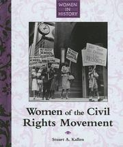 Cover of: Women of the civil rights movement by Stuart A. Kallen