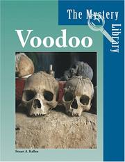Cover of: The Mystery Library - Voodoo (The Mystery Library) | Stuart A. Kallen
