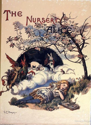 "The Nursery ""Alice"" by Lewis Carroll"
