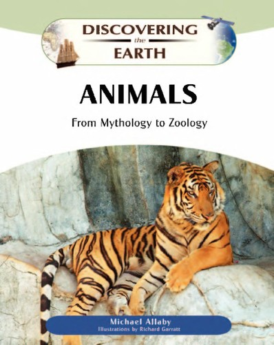 Animals (Discovering the Earth) by Michael Allaby