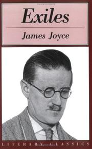 Cover of: Exiles by James Joyce