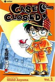 Cover of: Case Closed, Vol. 1 by Gosho Aoyama
