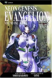 Cover of: Neon Genesis Evangelion, Vol. 1 by Yoshiyuki Sadamoto