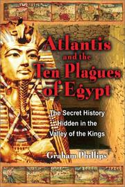 Cover of: Atlantis and the Ten Plagues of Egypt by Graham Phillips