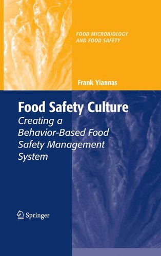 Food safety culture by Frank Yiannas