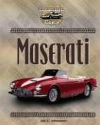 Cover of: Maserati (Ultimate Cars Set 2) by Jill C. Wheeler
