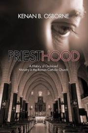Cover of: Priesthood | Kenan B. Osborne