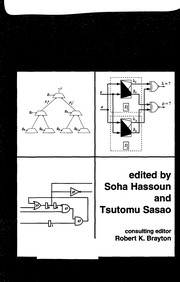 Cover of: Logic synthesis and verification | Tsutomu Sasao