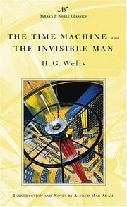 Cover of: Novels by H. G. Wells