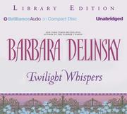 Cover of: Twilight Whispers by Barbara Delinsky