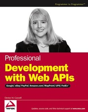 Cover of: Professional Web APIs | Denise Gosnell