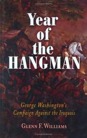 Cover of: Year of the Hangman | Glenn F. Williams