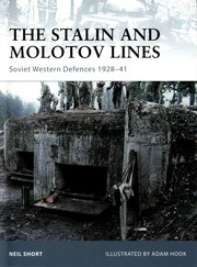 Cover of: The Stalin and Molotov lines | Neil Short