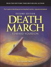 Cover of: Death March | Edward Yourdon