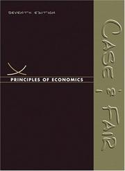 Cover of: Principles of Economics by Karl E. Case