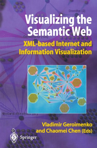 Visualizing the semantic Web by Chaomei Chen