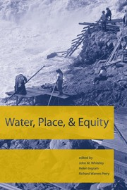 Water, place, and equity by Helen M. Ingram