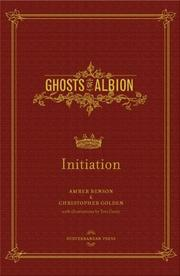 Cover of: Initiation (Ghosts of Albion) by Amber Benson, Christopher Golden