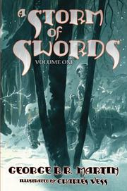 Cover of: A Storm of Swords (Song of Ice and Fire, 3) by George R. R. Martin
