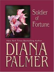 Cover of: Soldier Of Fortune | Diana Palmer