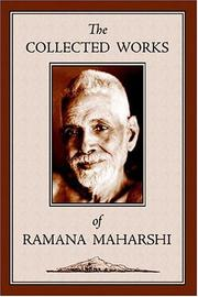 Cover of: The collected works of Ramana Maharshi by Ramana Maharshi.