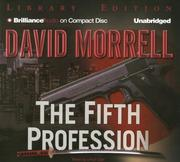 Cover of: Fifth Profession, The | David Morrell