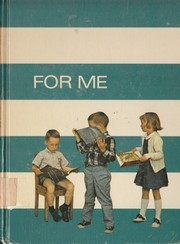 For Me by Elizabeth A. Thorn (M.A., Ph.D., Master, North Bay Teachers' College)
