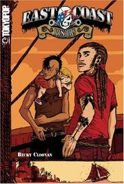 Cover of: East Coast Rising Volume 1 (East Coast Rising) | Becky Cloonan