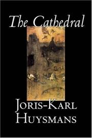 Cover of: The Cathedral | Joris-Karl Huysmans