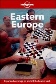 Cover of: Lonely Planet Eastern Europe | Paul Greenway