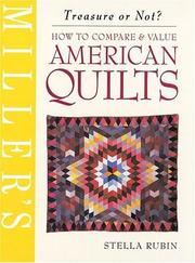 Cover of: How to compare & value American quilts | Stella Rubin