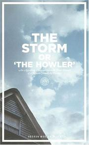 Cover of: The Storm | Peter Oswald