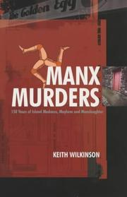Cover of: Manx murders | Wilkinson, Keith