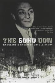 Cover of: The Soho Don by Connor, Michael